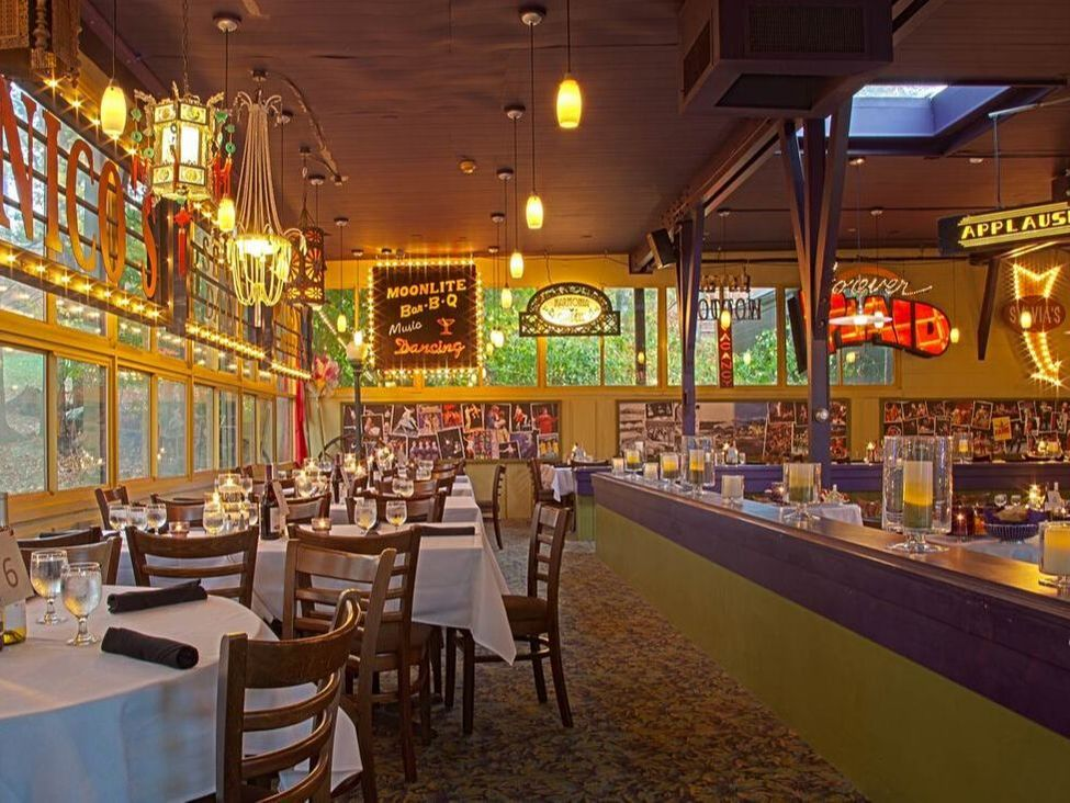 theatre-themed restaurant