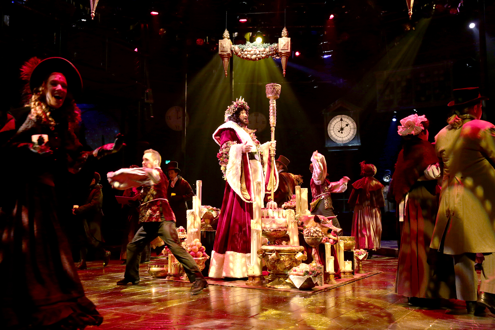 How Long Is The Christmas Carol Play.A Christmas Carol 17 North Shore Music Theatre